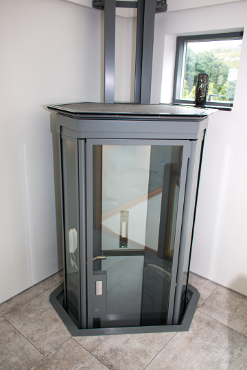 Lifestyle Lift - Through Floor Home Lift